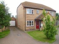 semi detached home to rent in Harveys Close, Spalding...