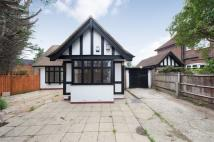 Detached Bungalow in Hook Rise South, Surbiton