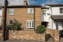 Terraced property in Hawks Road...