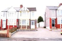 semi detached home for sale in Everswell Road...