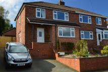 semi detached home for sale in Westfield Road...