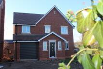 new house in Panniers Lane, Bromyard...
