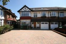 semi detached home in Delamere Road, London