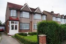 semi detached home in Great Cambridge Road...