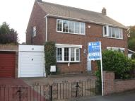 semi detached property to rent in St. Davids Drive...