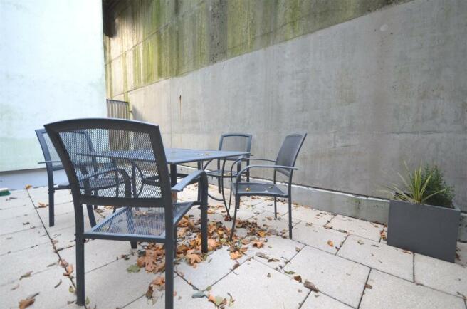 External Courtyard