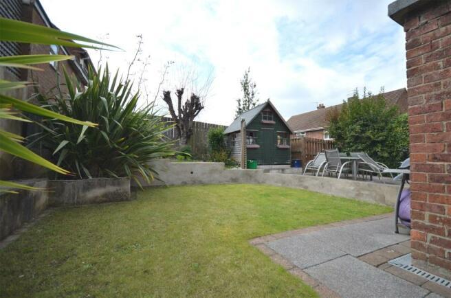 Rear Garden/Pation