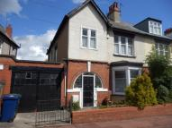 semi detached home in Nuns Moor Road...