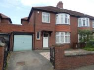 semi detached property in Bolbec Road...