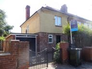 semi detached property in Wingrove Road...