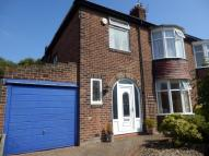 semi detached house in Ridgeway, Fenham...