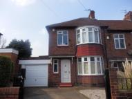 Bruce Gardens semi detached property for sale