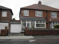 4 bed semi detached home in Grange Road, Fenham...