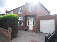 semi detached property in Benwell Hill Road...