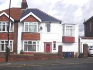 West Road semi detached house for sale
