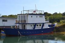 Embankment House Boat for sale