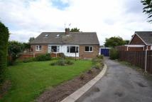 2 bedroom Semi-Detached Bungalow in Moor Lane...
