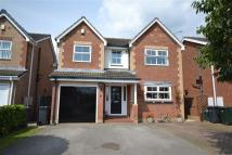 4 bedroom Detached house in Moorbridge Croft...