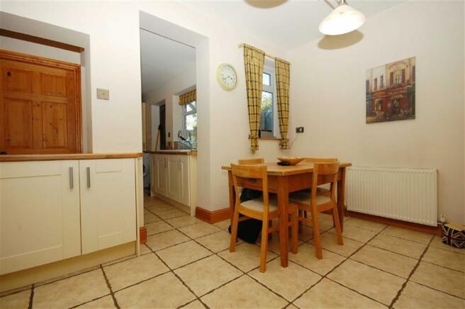 Kitchen/Diner Third View