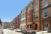 Flat in Nassau Street, Fitzrovia...