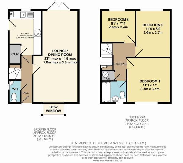 Floor Plan - 26 Stan