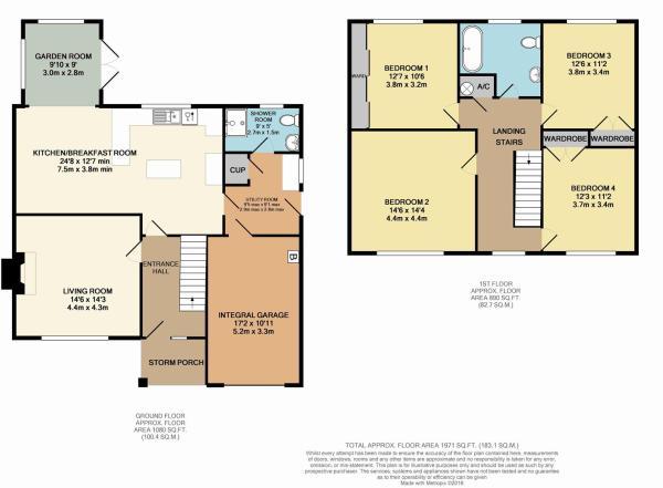 Floor Plan - 2a Pans