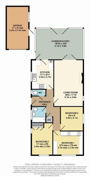 Floor Plan - 5 Thoma
