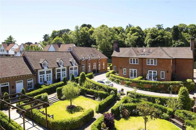 Property For Sale Coach House Mews Hersham Surrey