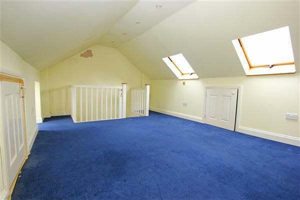 Bonus Loft Space