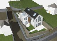 new development in Duke Street, LOSTWITHIEL
