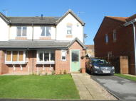 semi detached property for sale in Copestake Close...