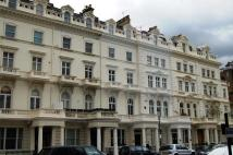 Queen's Gate Terrace Flat to rent