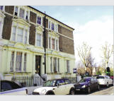 Apartment in 14 Grittleton Road...