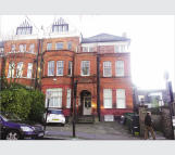 property for sale in Garden Flat and Lower Ground Floor, 2 Frognal, Hampstead