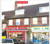 property for sale in Flat B, 30 Watling Avenue, Middlesex