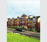 property for sale in Flat 6  Aaron Court , Woodend Road, Erdington, West Midlands