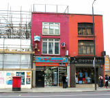 Apartment in 86A Commercial Road...
