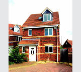 property for sale in 7 Wroxton Court, Peterborough