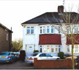 3 bed semi detached property in 79 Raleigh Road...