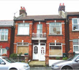 Terraced home for sale in 87-89 Shanklin Road...