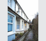Terraced home for sale in 5 Terminus Place...