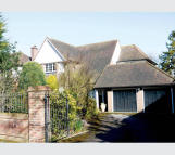 Detached property for sale in 69 Palace Road, Surrey