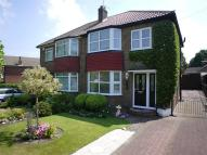 semi detached property in Swinnow Road, Pudsey...