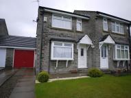 2 bed semi detached property for sale in Norwood Crescent...