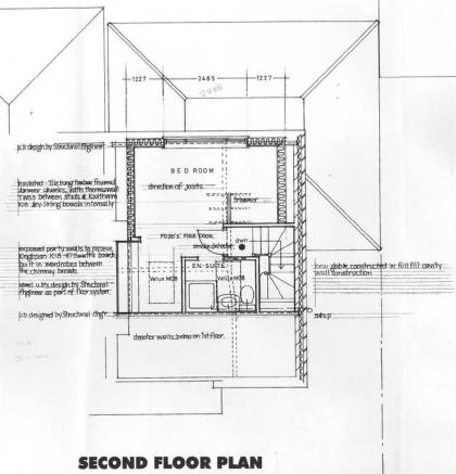 PLANNING PERMISSION - BEDROOM FOUR