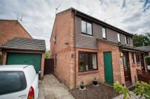semi detached property in Pevensey Road...