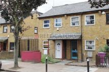 Terraced house in Underwood Road, London