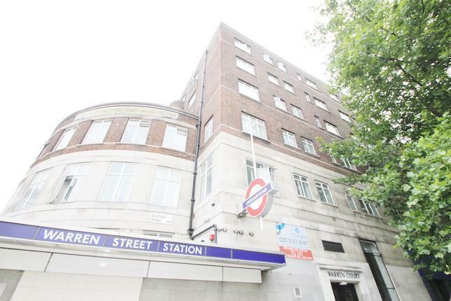 2 bed flat to rent in Euston Road, Warren Court