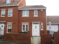 3 bed End of Terrace house in Marsa Way, Bridgwater...