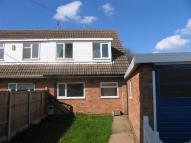 3 bedroom semi detached home in Warkton Close, Chilwell...